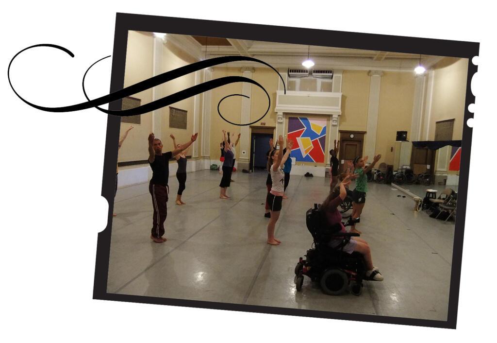 Dancing Wheels Studio