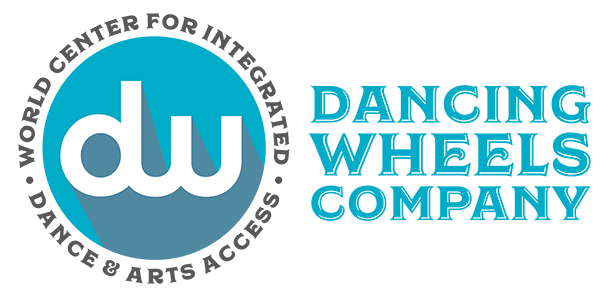 Dancing Wheels Retina Logo